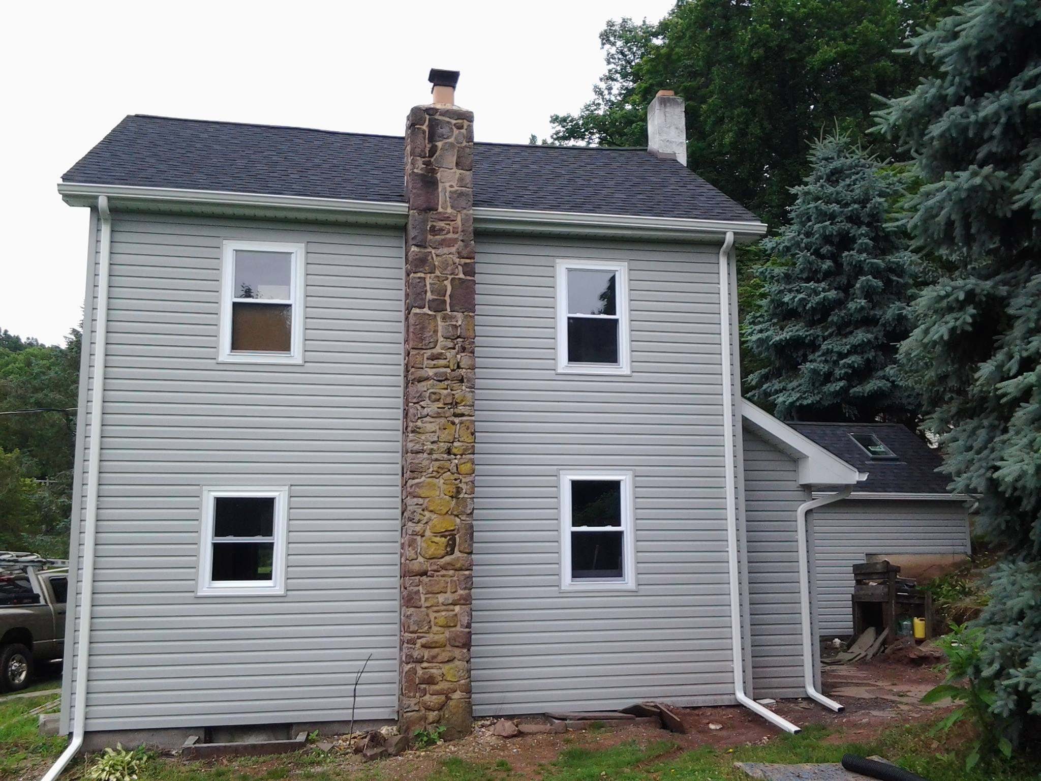 Photos Of Our Roofing And Siding Work In The Lancaster Pa Area